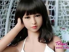 I�m addicted to this Asian asian black-haired sex doll