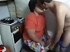 Blowjob on the Cooker. RAF066