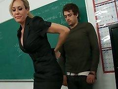 Opettaja ottaa täyden hyödyn