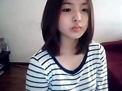 korean damsel on web cam - camshowsxxx.com