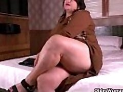 Latina BBW milf Carmen ja Laura on nailon fetissi