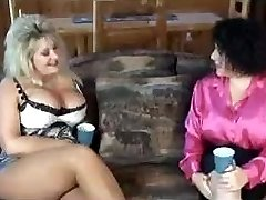 getting some mommy in law ass with her buddy