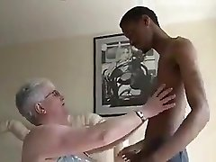 Phat Boobied Grandma Tries Dark Chocolate