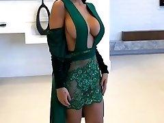 Amazing Latina with Glamour