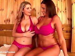 DDF Busty - Katerina Hartlova and Sensual Jane Thick baps and Orgasms