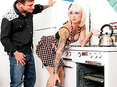 Mr.Pete & Kleio Valentien in I Enjoy Kleio Episode