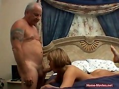 Cuckold Horny Woman Fucked By Old Prosperous Guy