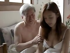 Korean Father-in-Law Pound His Son's Wife
