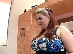 Beste pornstar Yppig Bella i hotteste stor pikk, rasemessige xxx film