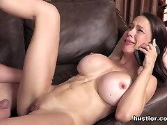 mckenzie lee en cougar creampie - hustler