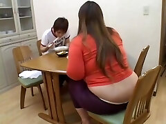 Gordura Japonesa goza de ampla dicking