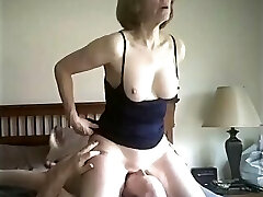 'Horny Towheaded Mature Fuck on our date'