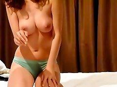 Horny Korean duo presents first homemade sex flick