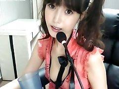 Korejski BJ Webcam Večer