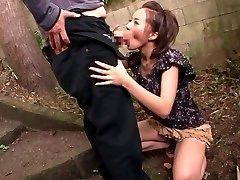 Horny Japonský model Ruri Saijou v Exotických JAVA-cenzurované Lastovička, Gangbang scény