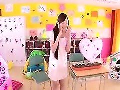 Asian milky amateur first time Catching a