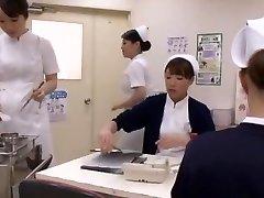 Naughty Japanese whore Aya Sakuraba, Yuri Aine, Yu Kawakami in Insatiable Handjobs JAV pin