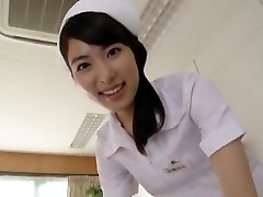 Kana Yume in Lustful Nurse Will Fellate You