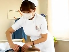 Handsome Japanese model Megu Fujiura in Best Nurse, Big Tits JAV movie