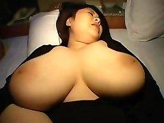 Big-chested BBW ASIAN NUBIAN