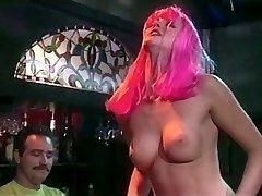 Tight pussy Mia Smiles has wild three way after soiree