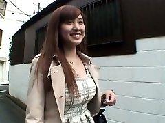 I Cup 19-yr-senior AV Debut Kitano Haruka A