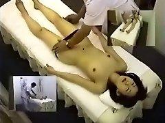 Covert Cam Asian Massage Masturbate Young Japanese Nubile Patient