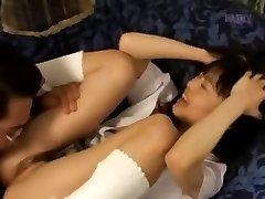 Small manhood smoking from Japan