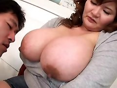 Sucking Asian Bosoms
