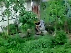 indonézsky - ngintip jilbab ngentot belakang bangunan