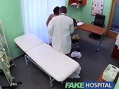 FakeHospital Foreign patient with no health insurance pays the labia price for alternative approach