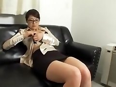 Incredible homemade Big Tits, Secretary sex clip
