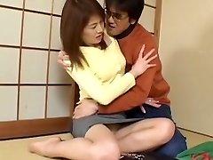 horny japonský suka v nádhernej necenzurovaný, 69 java-film