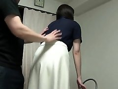 tekstet japansk gal gruppe blindfolded blowjob spill