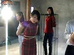 Chinese Bondage Party Six