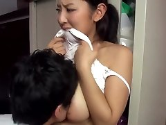 Hot asian married neighbour teasing me