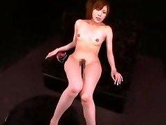 Crazy Asian super-bitch Rin Sakuragi in Amazing Small Tits, POV JAV movie