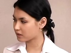 Ozawa Maria in Lady Professor, Deep Throat Ozawa Maria