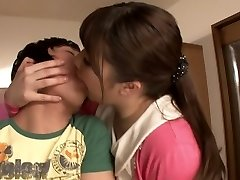 Exotic Japanese model in Crazy Wifey, HD JAV movie