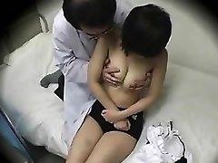 Doctor Porking Schoolgirls In The Office