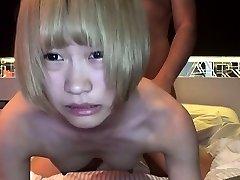 Jav Inexperienced Azumi Slender Babe Poked In Many Pos