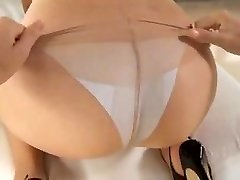 All-natural pantyhose tutor 7