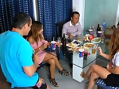Thai Party Girls with booze(New on Aug 1, 2016)