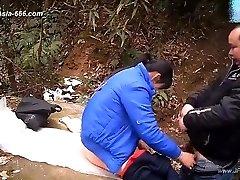 ###ping chinese man pummeling callgirls.27