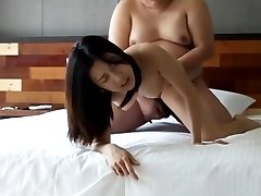 Asian college woman fucked