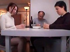 Exotic Japanese dame Yui Tatsumi in Horny Foot Job/Ashifechi, Oldie JAV movie