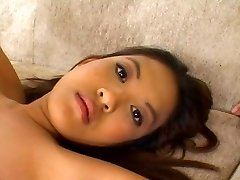 Thai Angel takes a hard shagging