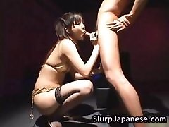 Steamy japanese fuckslut rimming some guy part5