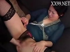 ASIAN Cougar ORGY PARTY08
