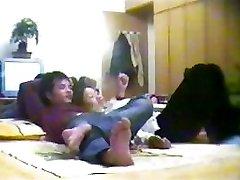 Chinese couple spy web cam asian amateur partFive